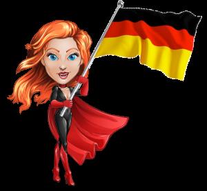 helida für schlossheld am tag der deutschen einheit