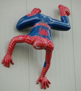 Spiderman-schlossheld